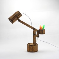 平衡者台灯